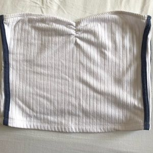 Abercrombie & Fitch cropped tube top